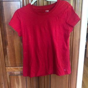 Tops - Red teeshirt